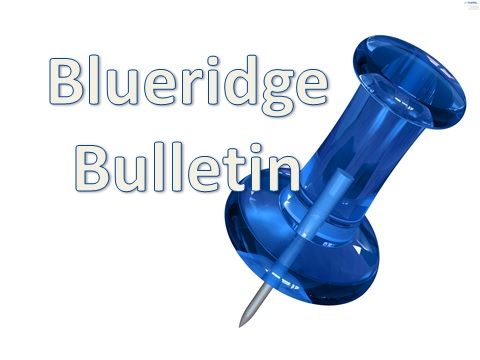 Blueridge Bulletin – November 2014
