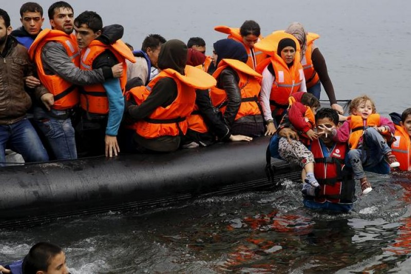 Syrian Refugee Project