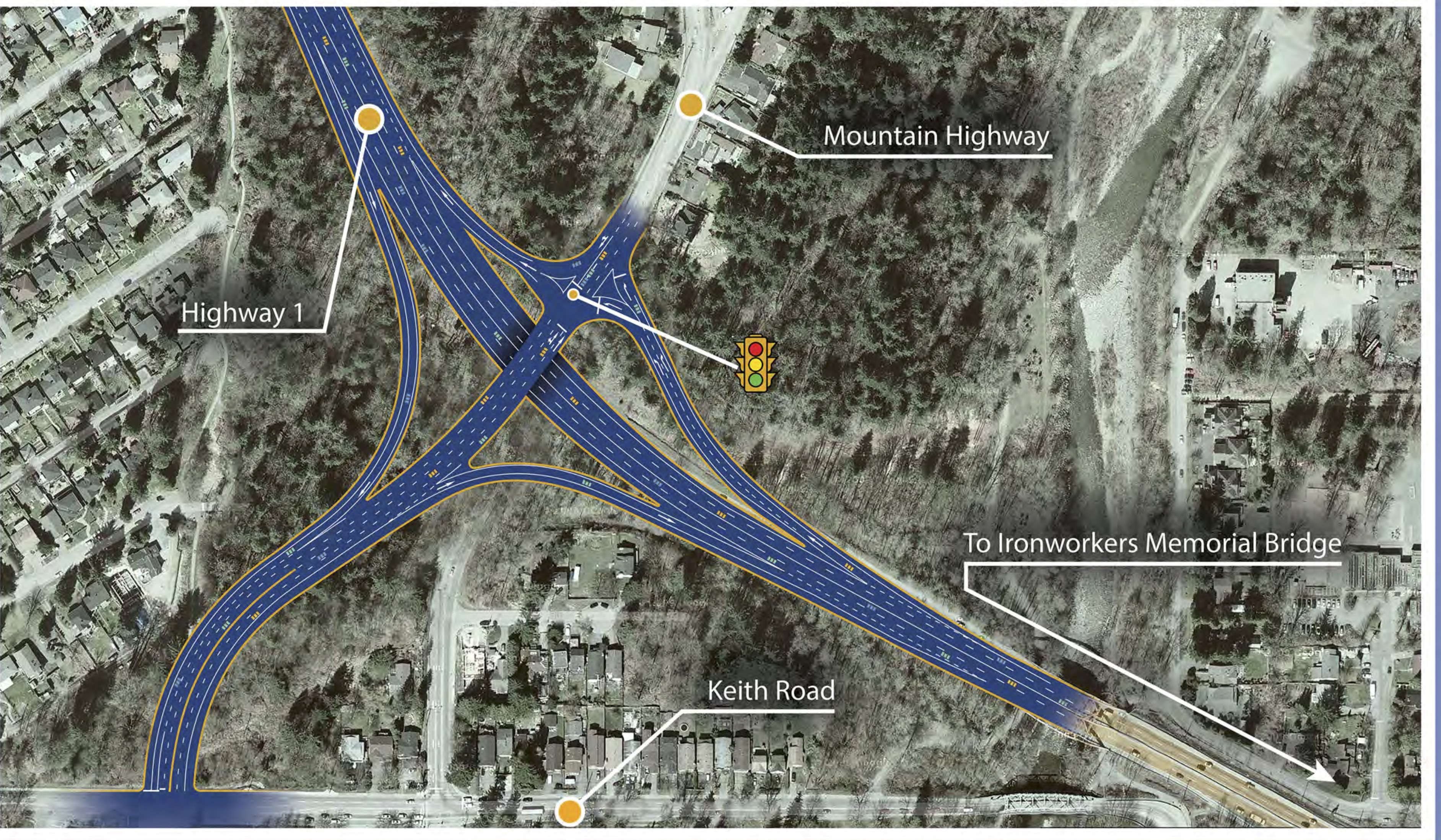 Open House for Hwy 1 Interchange Project