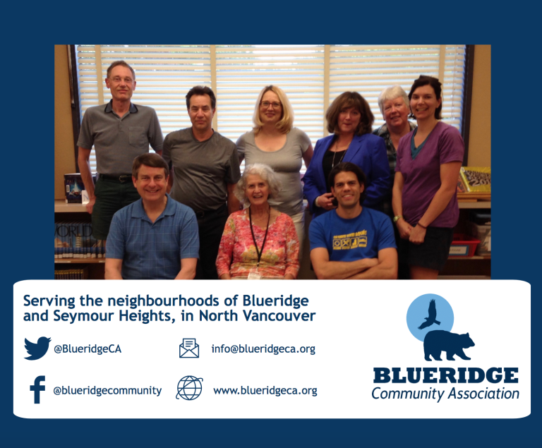 Meet the Directors of the Blueridge Community Association