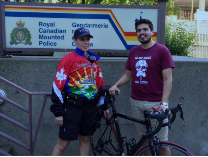 """Get your Bike Back"" North Vancouver RCMP Bike Registry"