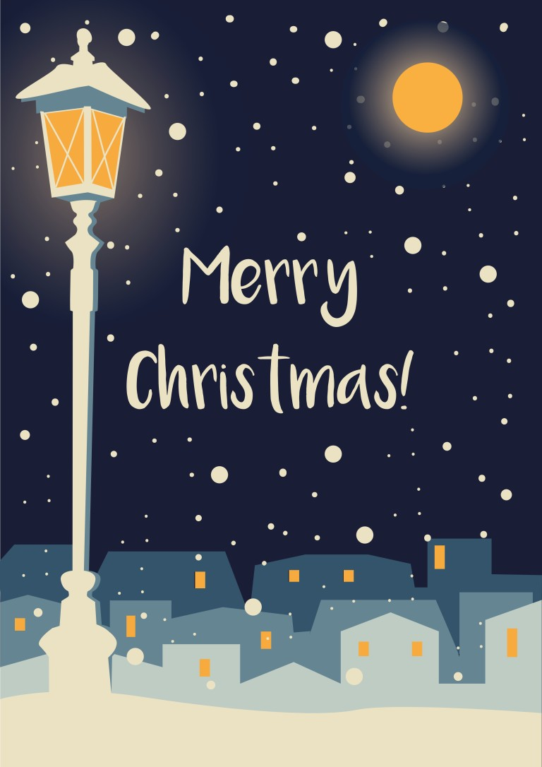 Merry Christmas from the Blueridge Community Association
