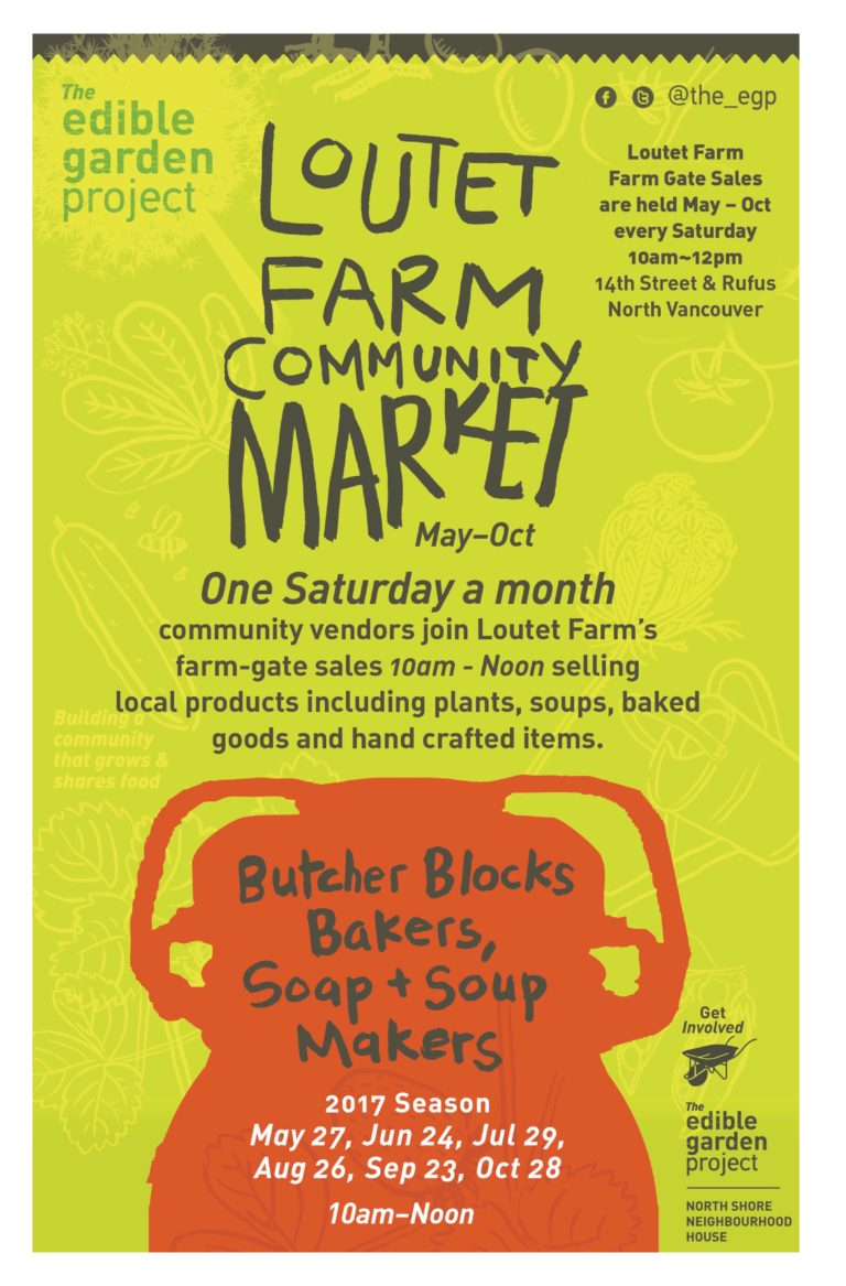 Loutet Farm Community Market