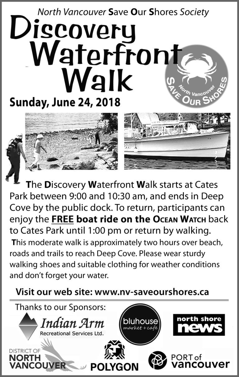 Discovery Waterfront Walk